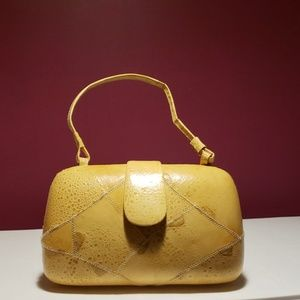 Vintage purse handmade in the Philippines